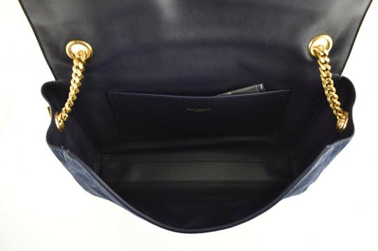 Saint Laurent Small Monogram Crystal Kate Shoulder Bag Image 10