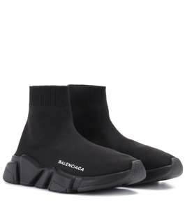 Balenciaga Speed Speed Trainers Sneakers Black Athletic