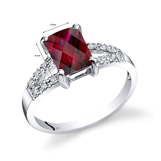 other Ruby Venetian Ring Image 1