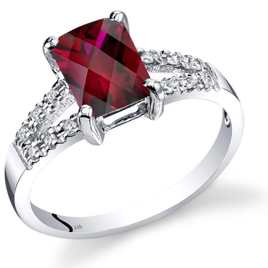 other Ruby Venetian Ring Image 2