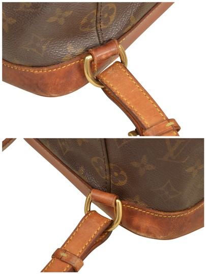 Louis Vuitton Monogram Shoulder Handbag Montsouris Mm Backpack Image 7