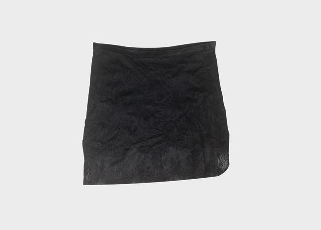 L'AGENCE Skirt Black Image 1