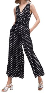 Kate Spade Polka Dot Neck Wide Leg Lia Dot Dress