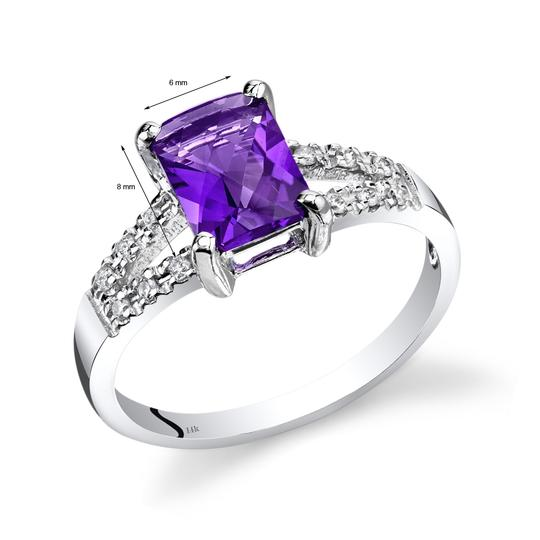 other Amethyst Venetian Ring Image 1