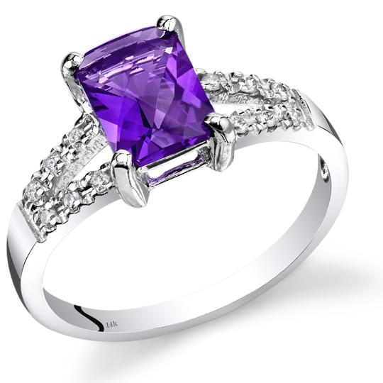 other Amethyst Venetian Ring Image 2