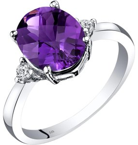 other Amethyst Oval Ring