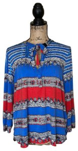 Plenty by Tracy Reese Top Blue