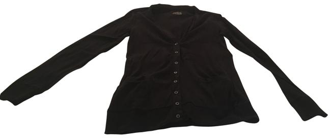 Preload https://img-static.tradesy.com/item/25340866/jcrew-black-perfect-fit-button-down-top-size-8-m-0-1-650-650.jpg