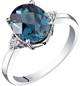 other Topaz Oval Ring