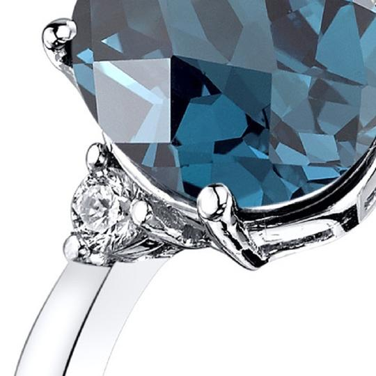 other Topaz Oval Ring Image 1