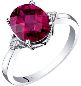 other Ruby Oval Ring