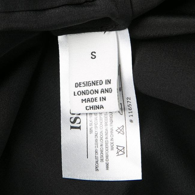 ISSA London Silk Embellished Oversized Tunic Image 6