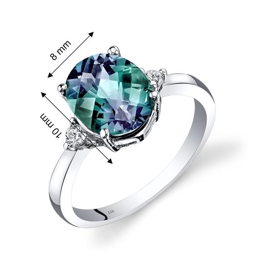 other Alexandrite Oval Ring Image 2