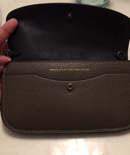 Coach Dark green Clutch Image 6
