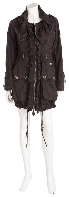 Item - Black 2007 Runway Collection Jacket Size 6 (S)