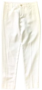 Gucci Capri/Cropped Pants white