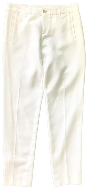 Gucci Capri/Cropped Pants white Image 0