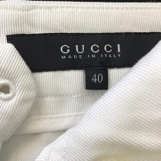 Gucci Capri/Cropped Pants white Image 3