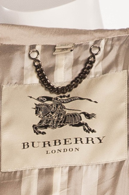 Burberry London Timeless Trench Coat Image 4