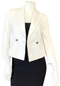 234207ea449 White Women's Outerwear - Up to 90% off at Tradesy (Page 3)