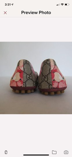 Gucci pink Wedges Image 4