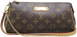 Louis Vuitton Eva Canvas Monogram Cross Body Bag
