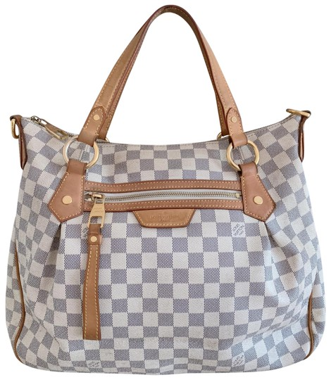 Preload https://img-static.tradesy.com/item/25341489/louis-vuitton-evora-mm-white-damier-azur-canvas-satchel-0-1-540-540.jpg