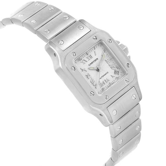 Cartier Cartier Santos Galbee Stainless Steel Automatic Ladies Watch W20044D6 Image 1