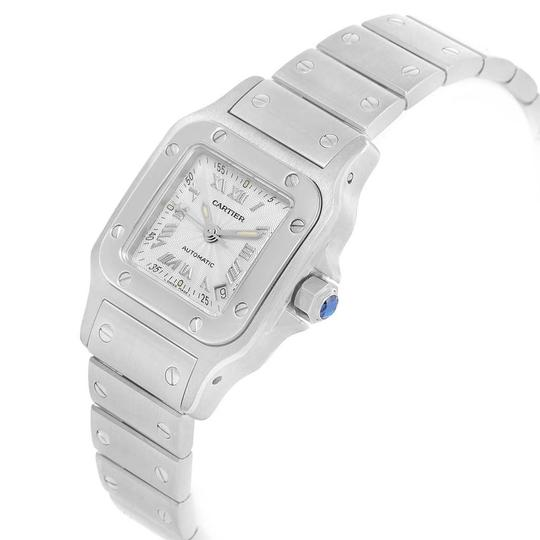 Cartier Cartier Santos Galbee Stainless Steel Automatic Ladies Watch W20044D6 Image 2