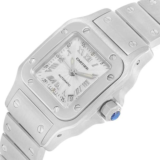 Cartier Cartier Santos Galbee Stainless Steel Automatic Ladies Watch W20044D6 Image 3