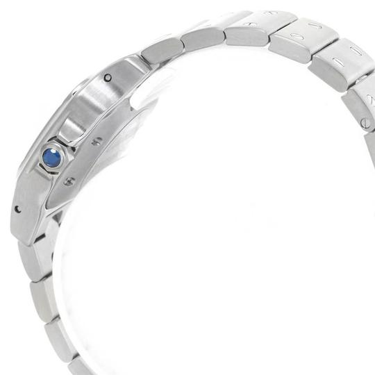 Cartier Cartier Santos Galbee Stainless Steel Automatic Ladies Watch W20044D6 Image 5