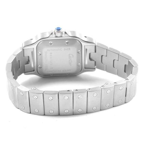 Cartier Cartier Santos Galbee Stainless Steel Automatic Ladies Watch W20044D6 Image 6
