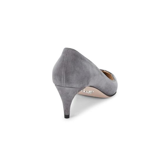Prada Grey Pumps Image 1