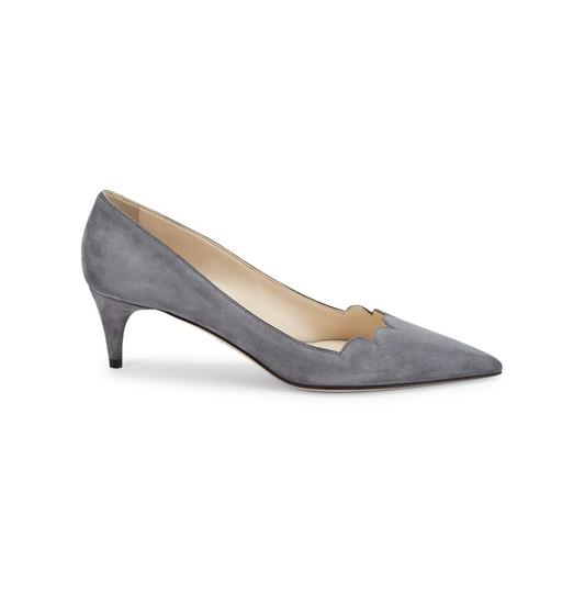 Prada Grey Pumps Image 2