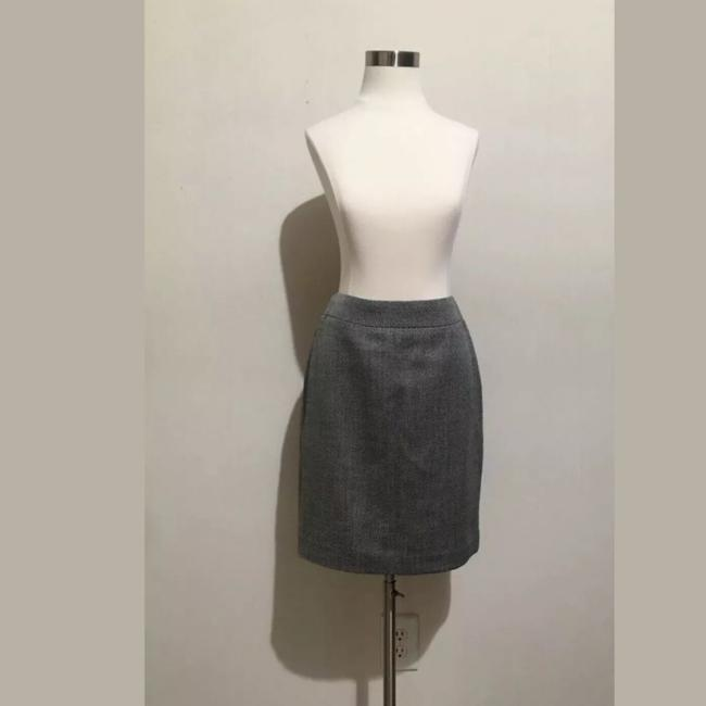 Ann Taylor Skirt black gray Image 1