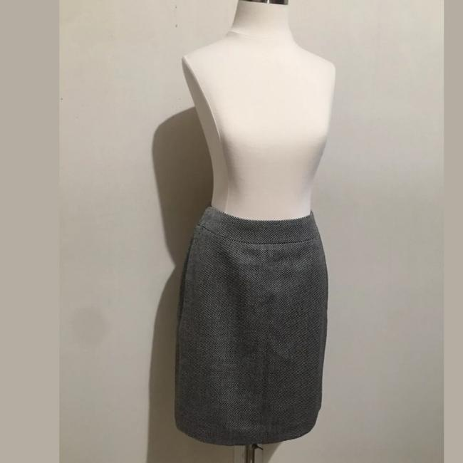Ann Taylor Skirt black gray Image 2