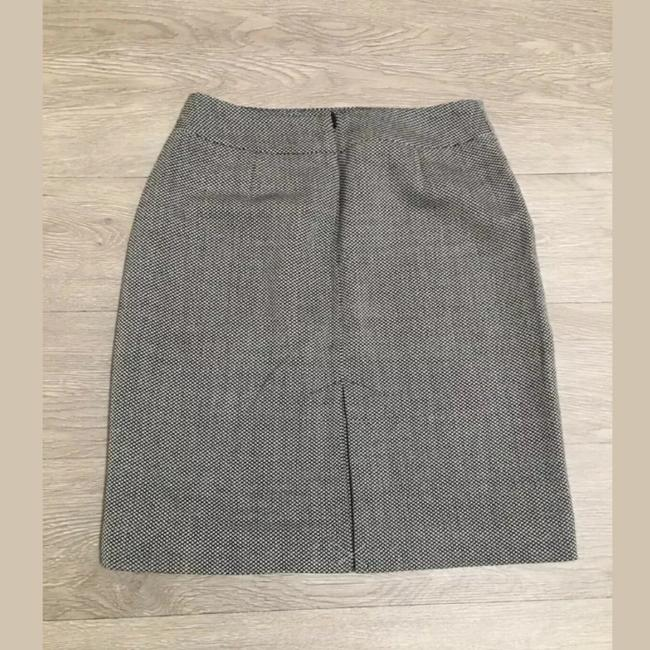 Ann Taylor Skirt black gray Image 7