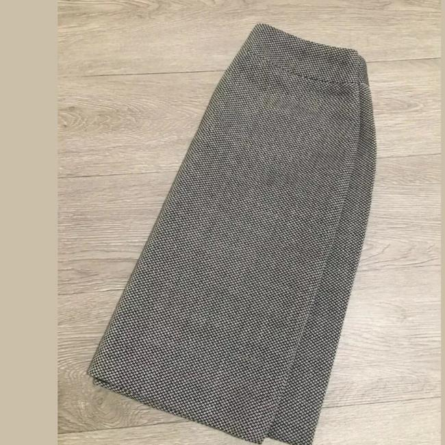Ann Taylor Skirt black gray Image 9