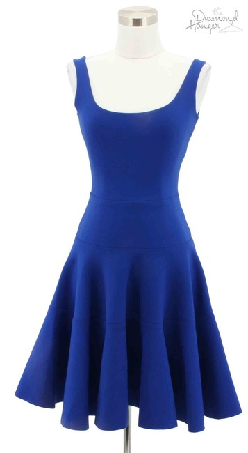 Preload https://img-static.tradesy.com/item/25341990/milly-of-new-york-blue-n74-designer-xs-solid-casual-bodycon-short-night-out-dress-size-0-xs-0-0-650-650.jpg