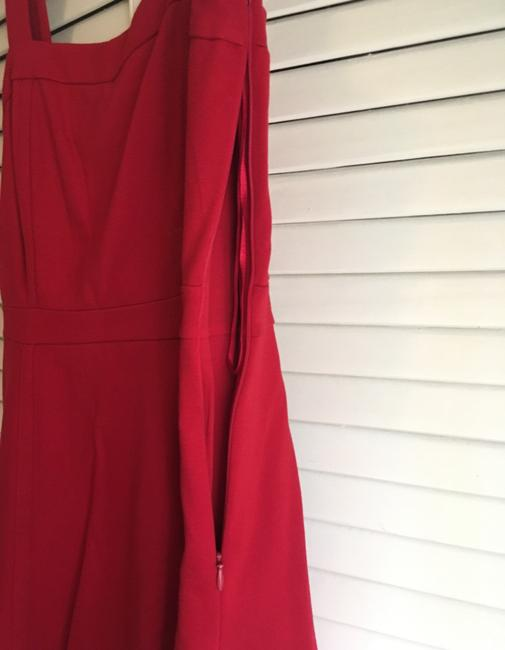 INC International Concepts short dress Red- a deep cherry red perfect for the office or out fit the night on Tradesy Image 10
