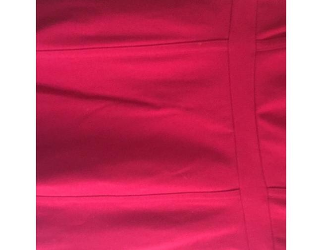 INC International Concepts short dress Red- a deep cherry red perfect for the office or out fit the night on Tradesy Image 4