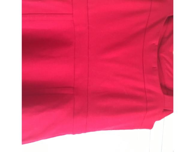 INC International Concepts short dress Red- a deep cherry red perfect for the office or out fit the night on Tradesy Image 6