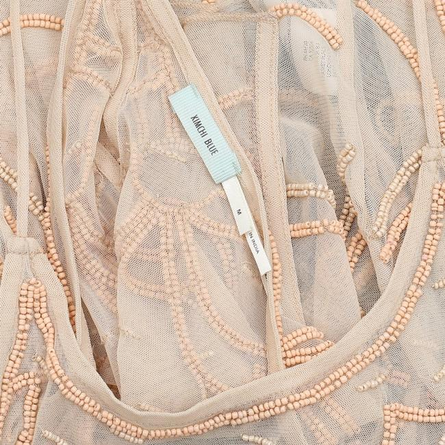 Kimchi Blue Urban Outfitters Chandelier Embellished Top Peach Image 7