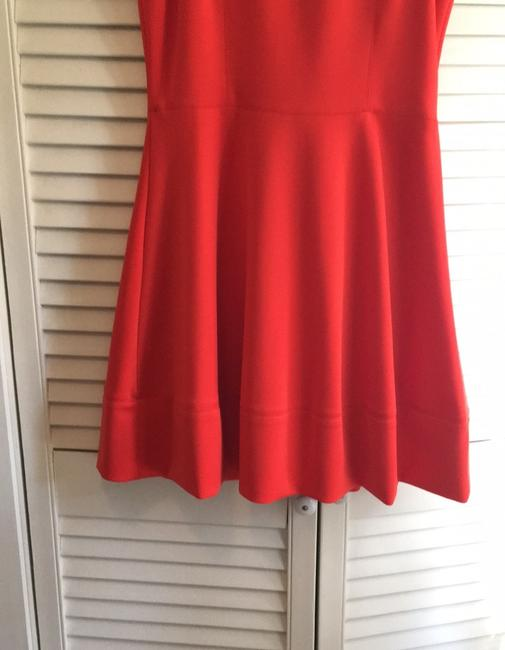 Vince Camuto short dress deep tangerine the perfect summer color on Tradesy Image 9