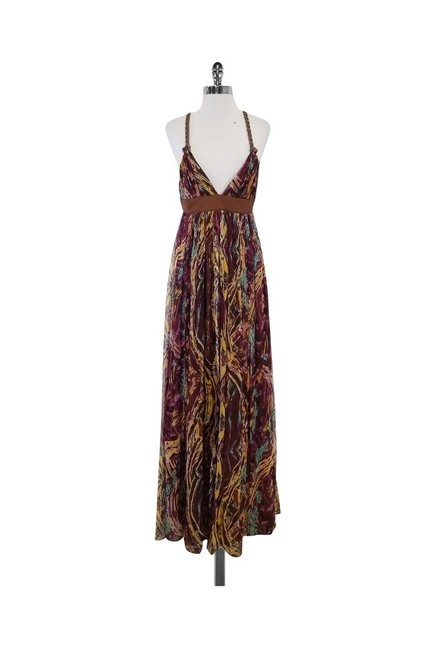 brown Maxi Dress by Catherine Malandrino Image 1