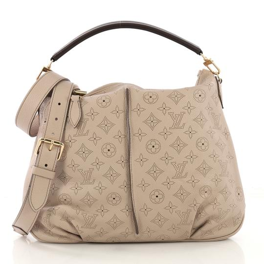 Preload https://img-static.tradesy.com/item/25342179/louis-vuitton-mahina-selene-handbag-pm-beige-mahina-leather-cross-body-bag-0-0-540-540.jpg