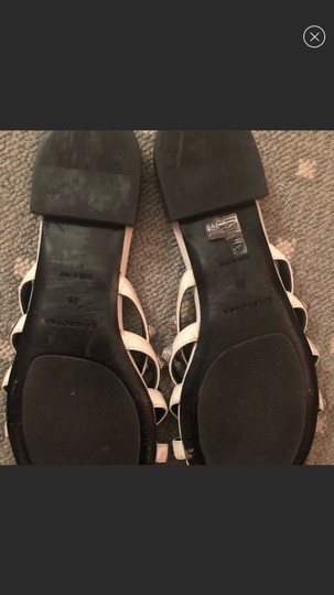 Balenciaga white Sandals Image 2