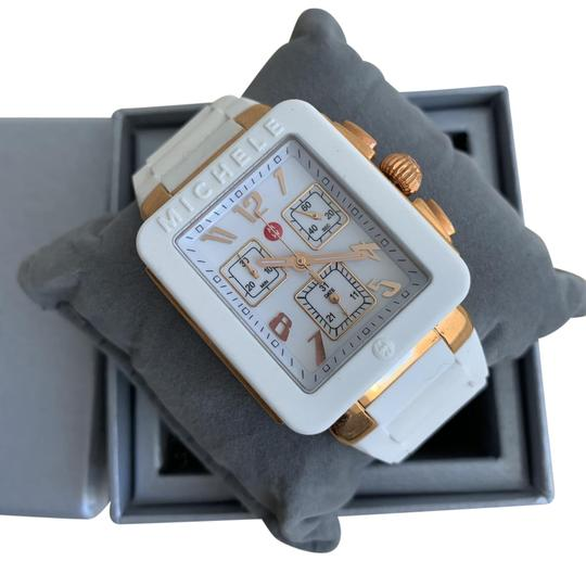Preload https://item1.tradesy.com/images/michele-multi-white-rose-gold-park-jelly-bean-mww06l000014-watch-25342455-0-1.jpg?width=440&height=440