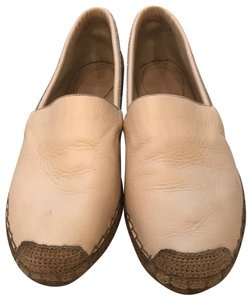 Brunello Cucinelli cream Flats