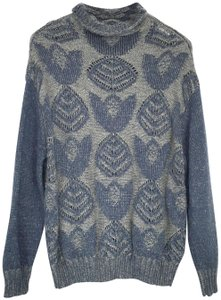 Anthropologie Print Sweater